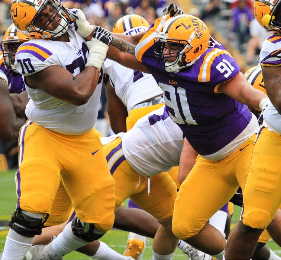 7 takeaways from the LSU Spring Game