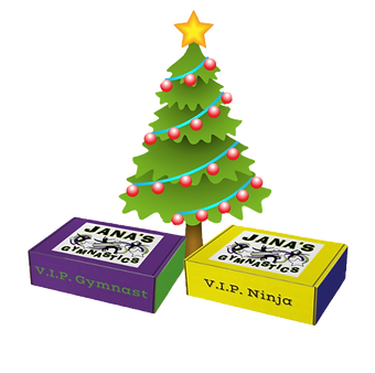 LootBoxes Under a Christmas Tree