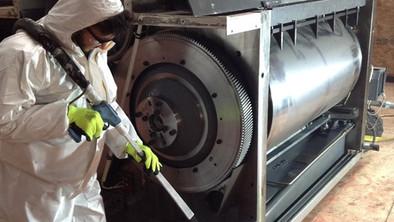 Makine Mühendisleri Odasının Kuru Buz Temizlik Hakkındaki Araştırması