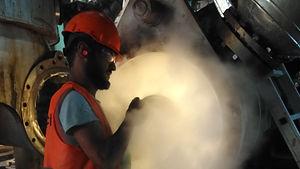 Carbon Kuru Buz Havalandirma Fanlari Tem
