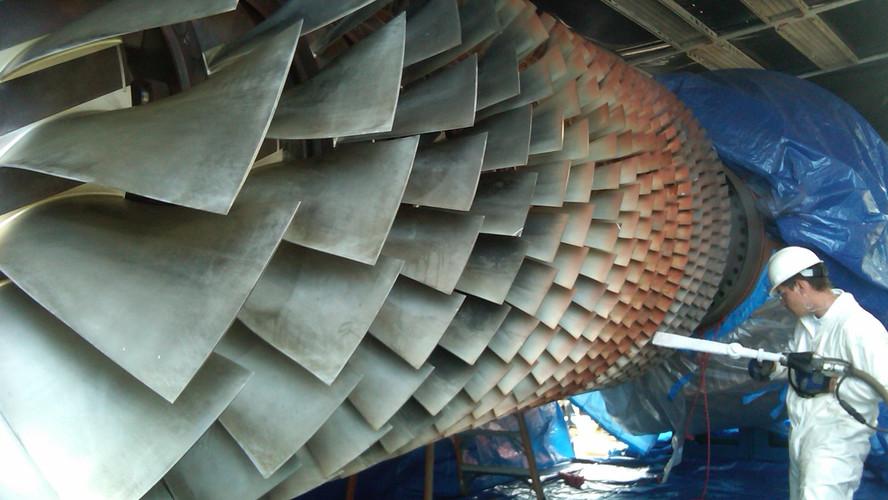 Carbon Kuru Buz Elektrik Santralleri 04.