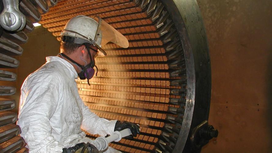 Carbon Kuru Buz Elektrik Santralleri 03.