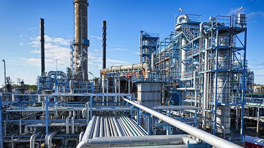Carbon Kuru Buz Petrol ve Gaz Endustrisi