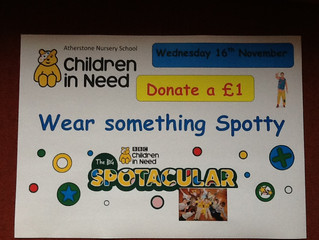 Go Spotty for Children in Need