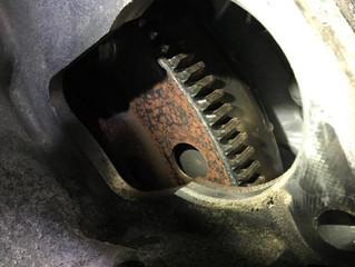 86  4WD&スターター 修理