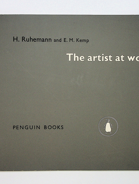 The artist at work (1951)