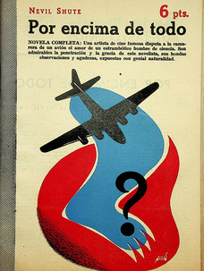 Por encima de todo / Nevil Shute (20 de septiembre, 1953)