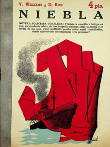 Niebla / V. Williams y D. Rice (13 de enero, 1957)