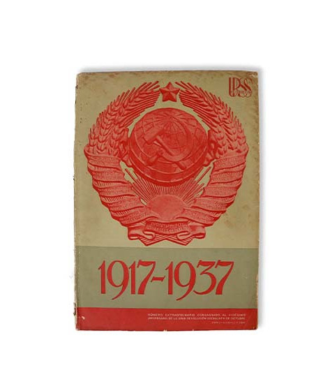 El Lissitzky, Sophie Lissitzky-Küppers. URSS en construcción, nº 9-12, 1937
