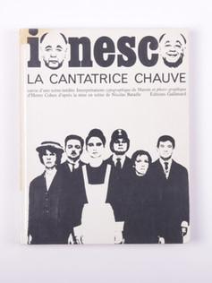 Ionesco. La cantatrice chauve (1964)