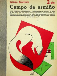 Campo de Armiño / Jacinto Benavente (15 de marzo, 1953)