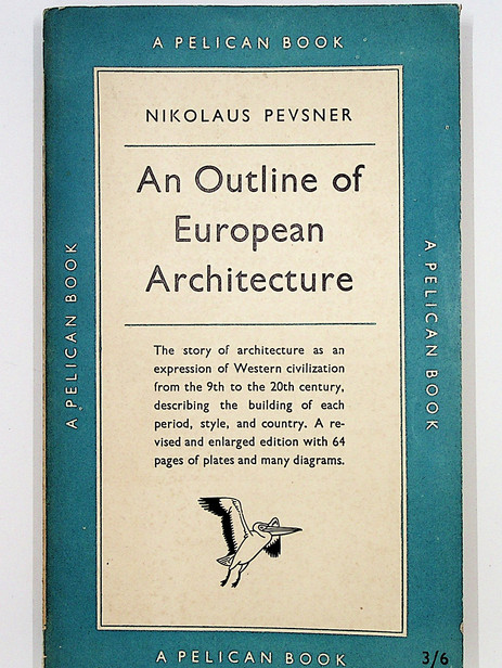 An outline of European architecture (1949)