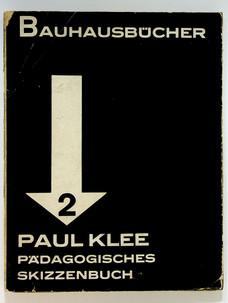 2. Paul Klee. Pädagogisches Skizzenbuch, 1925