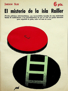 El misterio de la isla Railler / Jakson Slik (27 de septiembre, 1959)