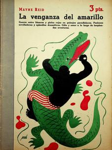 La venganza del amarillo / Mayne Reid (27 de junio, 1948)