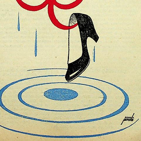 """Manolo Prieto """"Novelas y Cuentos"""", 1948-1959"""