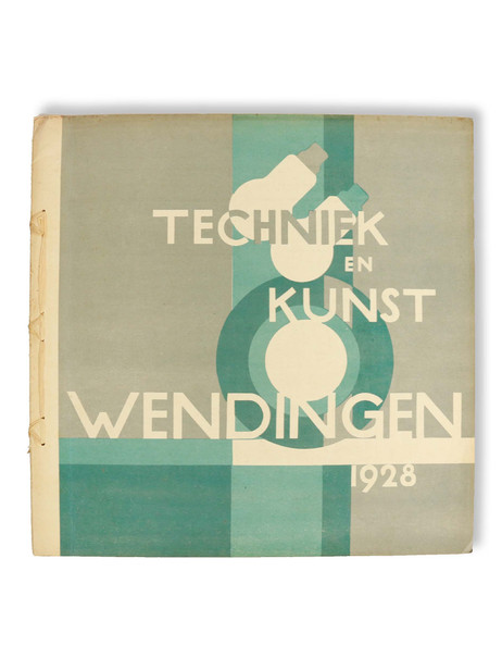 Wendingen, vol. 9, nº 2 (1928)    