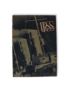 El Lissitzky. URSS en construction, nº 9, 1933