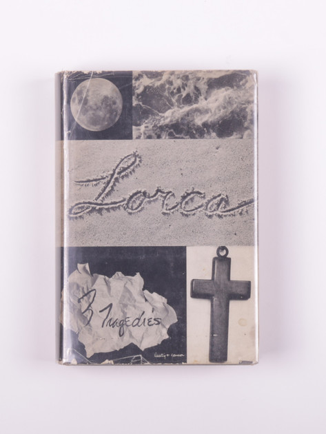 Lorca. 3 Tragedies (1948)