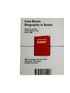 The Architecture of the Book / Biography in Books (2010-2013)
