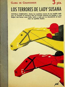 Los terrores de Lady Susana / Clara de Chandeneux (28 de junio, 1953)