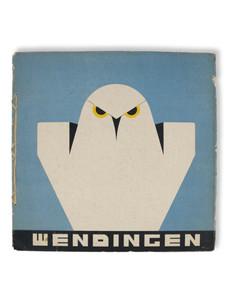 Wendingen, vol. 12, nº 1 (1931)    