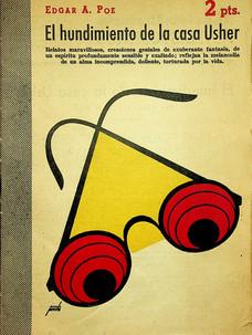 El hundimiento de la casa Usher / Edgar A. Poe (14 de septiembre, 1952)