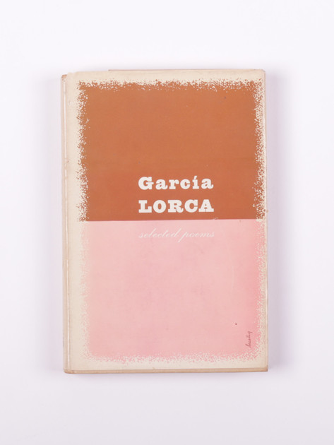 Lorca. Selected poems (1953)