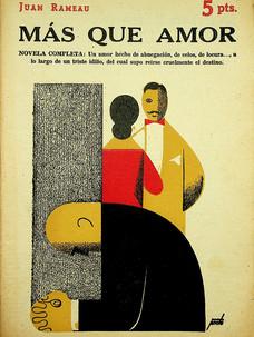 Más que amor / Juan Rameau (22 de junio, 1958)