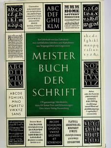 Meisterbuch der Schrift (1952)