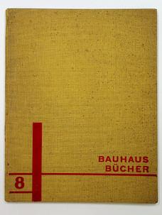 8. László Moholy-Nagy. Malerei, Fotografie, Film (2 ed.), 1927