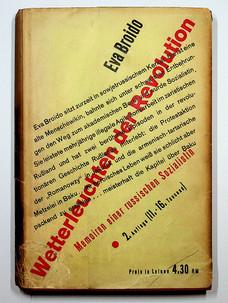 Wetterleuchten der Revolution (1931)