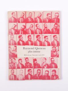 Raymond Queneau plus intime (1978)