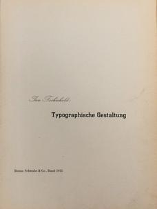 Tschichold (1935)