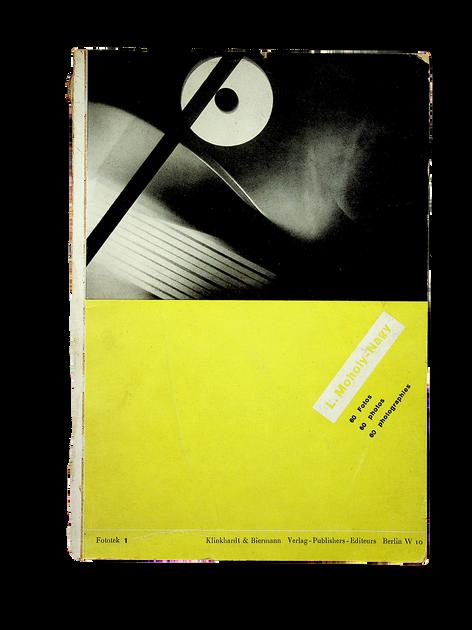 Tschichold / Moholy-Nagy (1930)