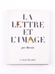 Massin. La lettre et l'image (1970)