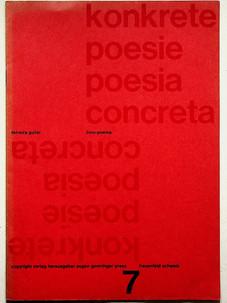 Konkrete Poesie (1965)