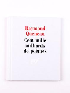 Queneau. Cent mille milliards de poèmes (1961)