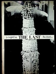 The last irregular bulletin (1963)