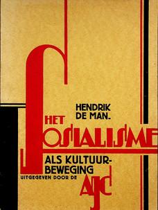 Het sosialisme als kultuurbeweging (1928)