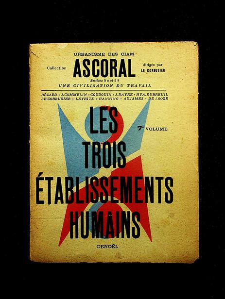 Les trois établissements humains (1945)