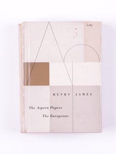 James. The Aspern papers; The Europeans (1950)