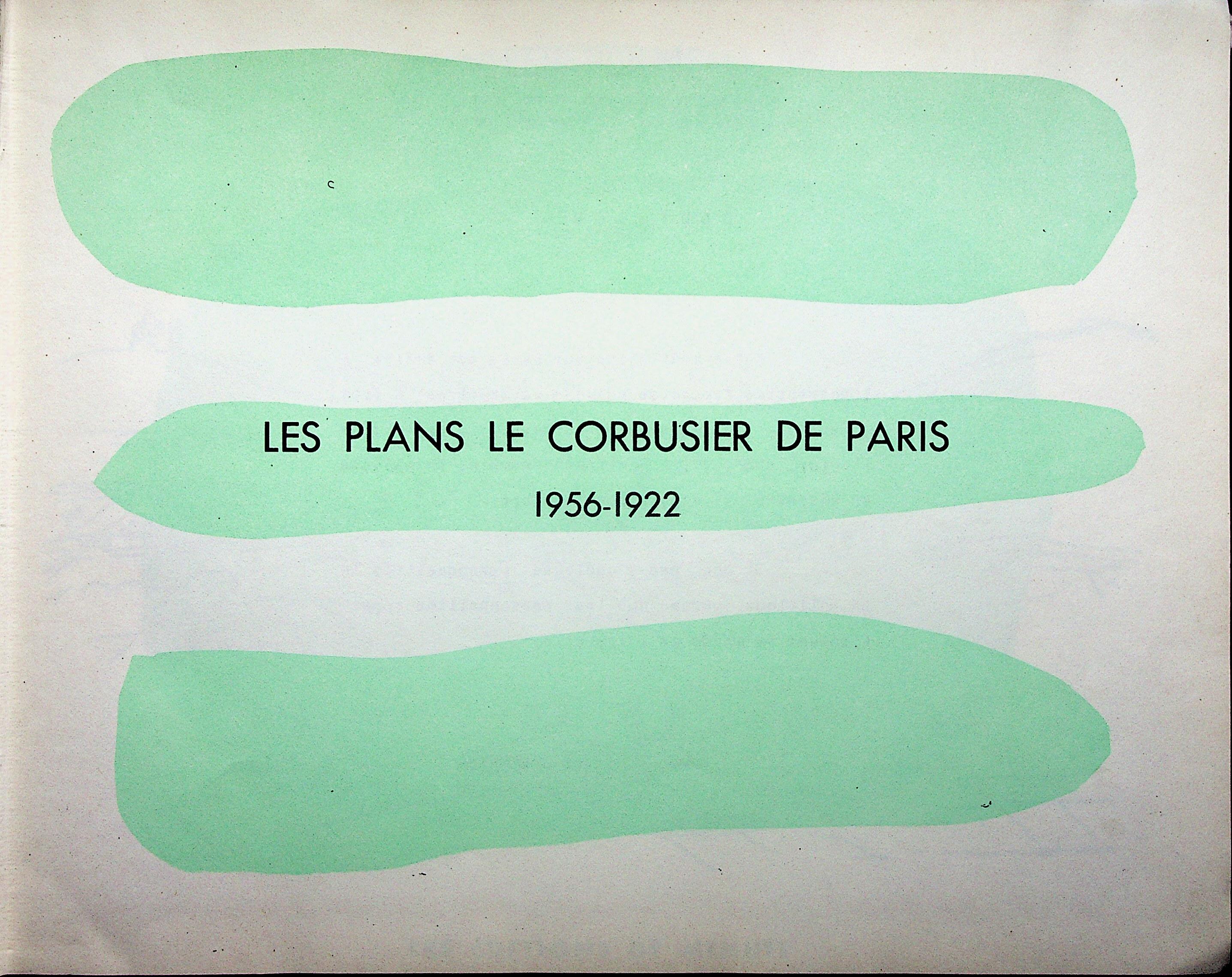 Corbu PlansParis_2