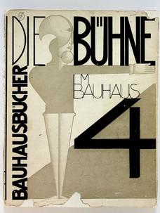 4. Oskar Schlemmer. Die Bühne im Bauhaus, 1925