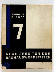 7. Neue Arbeiten der Bauhauswerkstätten, 1925