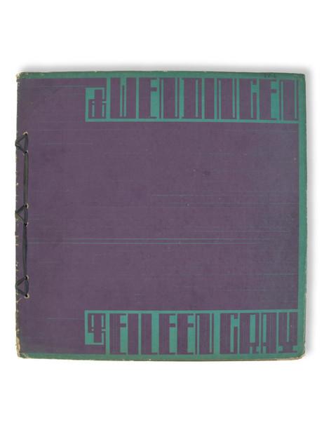 Wendingen, vol. 6, nº 6 (1924)    