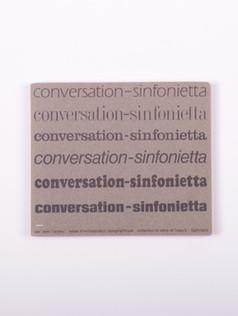 Tardieu. Conversation-sinfonietta (1966)