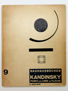 9. Vasily Kandinsky. Punkt und Linie zu Fläche (2 ed.), 1928