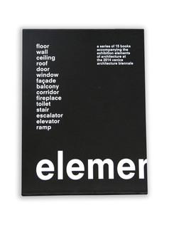 Rem Koolhaas Elements (2014)