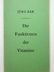 Die Funktionen der Vitamine (1968)